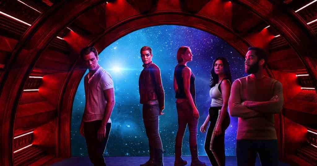 美劇異星空間/天外尋源第二季第1、2集劇情回顧評價