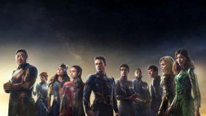 漫威永恆族所有角色介紹,英雄能力是什麼?扮演者是誰?