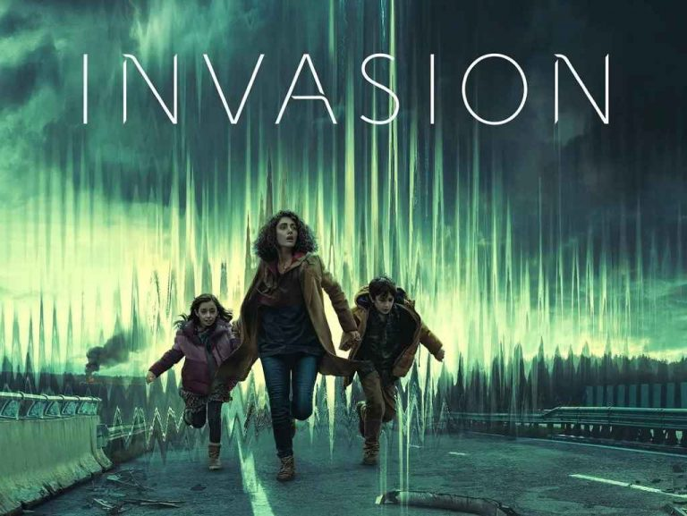 Apple TV影集《全面入侵Invasion 》第1-3集劇情回顧及評價
